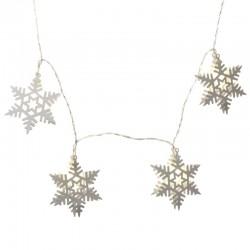 Snowflake Led Garland