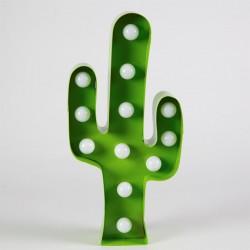 Cactus LED Light Decoration