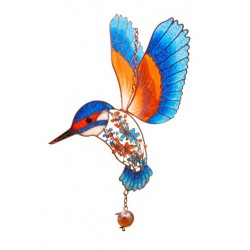 Kingfisher Windchime