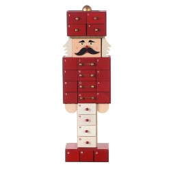 Toy Soldier Advent Calendar