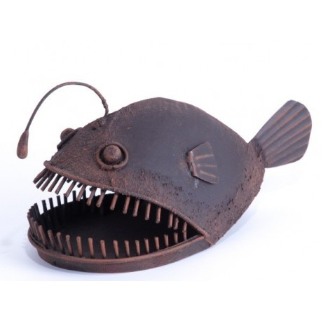 Allan the Angler Fish Decorative Ornament