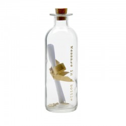 Glass Wish Bottle