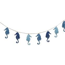 Blue Fish Garland