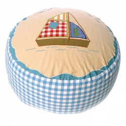 Sailing Boat Bean Bag