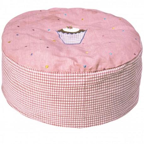 Cupcake Bean Bag