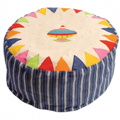 Spinning Top Bean Bag