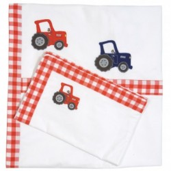 Tractor Duvet Set