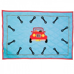 Garage Play Mat