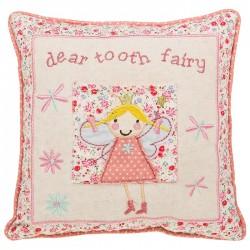 Dear Tooth Fairy Cushion