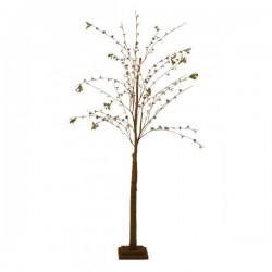 Spring Cherry Blossom Display Tree - White