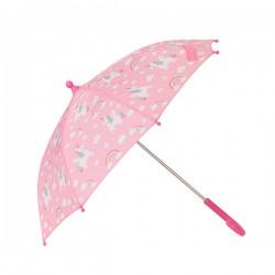 Rainbow Unicorn Umbrella