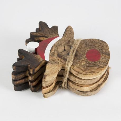 Rudolph the Reindeer Coasters