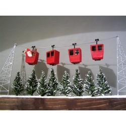 Santa's Alpine Cable Car