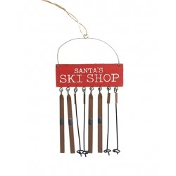 Santa's Ski shop