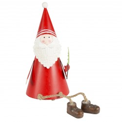 The Wiggly Legs Santa Shelf Sitter
