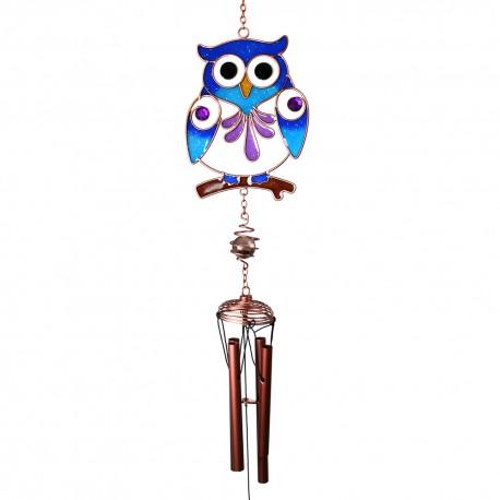 Hanging Owl Sun Catcher
