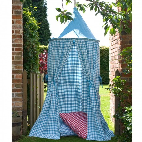 Gingham Hanging Tent