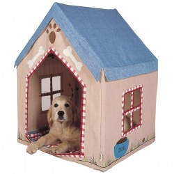 Large Fabric Dog House