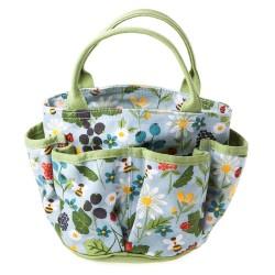 Large Kitchen Garden Print Gardening Bag