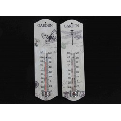 Insect Postcard Designed Thermometer