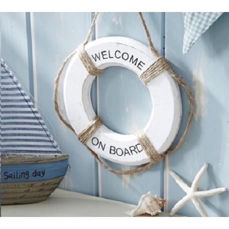Wooden Buoy Hanger