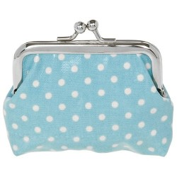 Dotty Clip Purse