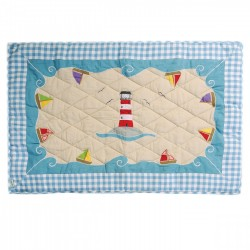 Lighthouse Play Mat