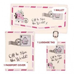 Off to See The World! Travel Bundle